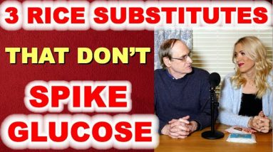 3 Substitutes for Rice That Don't Spike Glucose!