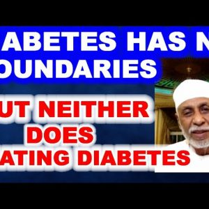 Beating Diabetes Has No Boundaries!