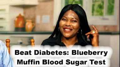 Blueberry Muffin Blood Sugar Test: Low Carb vs High Carb