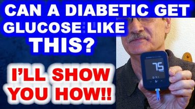 Can a Diabetic Get Fasting Glucose in the 70's/80's?