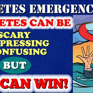 Diabetes Emergency Kit - Resource to help you CRUSH DIABETES!