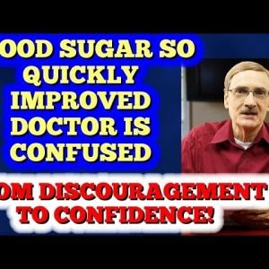 Diabetes Reversed so Fast that Doctor is Confused!