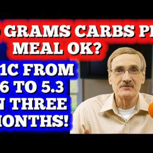 "Diabetic Confusion: My Dietitian says ""60 grams carbs per meal"""
