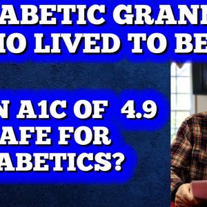 Diabetic who lived to be 96 - How can diabetics live long lives?