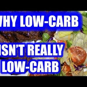 Diabetics: Low-Carb isn't Really Low-Carb!