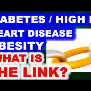 The Link Between Diabetes, High Blood Pressure, Heart Disease, and Obesity