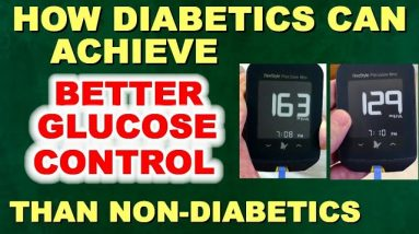 How Diabetics Can See Better Glucose Numbers Than Non-Diabetics!