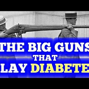 The Big Guns that Slay Diabetes - How you can beat diabetes!