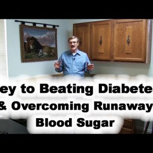 The Key that Helped Me Beat Diabetes