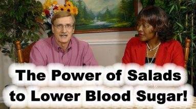 The Power of Salads to Lower Blood Sugar