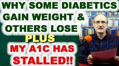 Why Does Diabetes Cause Some to Gain Weight & Others to Lose It?