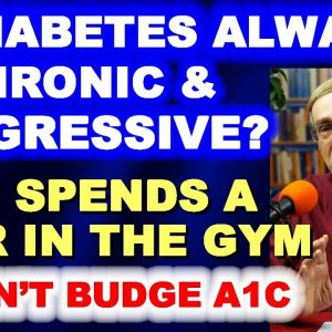 "Why ""Experts"" Insist You Keep Your A1c in the 7's - And Why They are Wrong!"